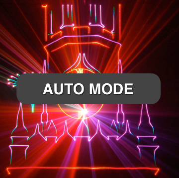 Learn how to use laser show software and laser control hardware to run laser shows in auto mode.